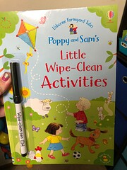 Poppy and Sam�s Little Wipe-Clean…