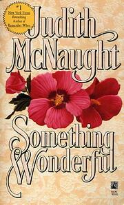 Something Wonderful por Judith McNaught