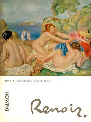 Renoir de Maximilien Gauthier