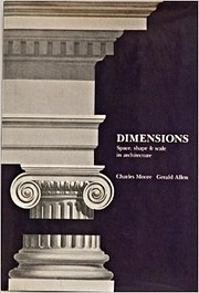 Dimensions. Space, shape & scale in…
