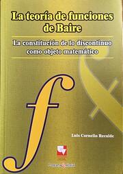 La teoría de funciones de Baire. La…