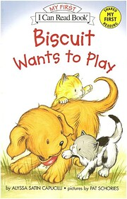 Biscuit Wants to Play (My First I Can Read)…