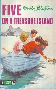 Five on a Treasure Island por Enid Blyton
