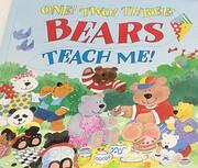 One! Two! Three! Bears Teach Me
