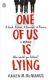 One of Us Is Lying av Karen M. McManus