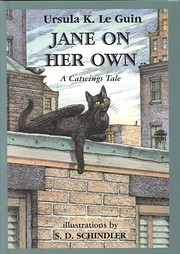 Jane on Her Own: A Catwings Tale por Ursula…