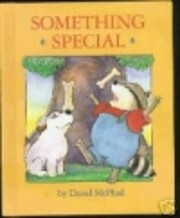 Something Special de David McPhail
