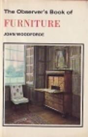 The Observer's book of furniture de…