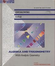 Algebra y Trigonometria Con Geometria…