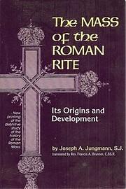 Mass of the Roman Rite (2 Volume Set) de…