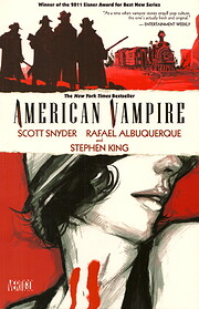 American Vampire Vol. 1 por Scott Snyder