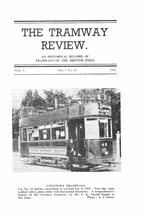 The Tramway Review, vol. 4, n°30 by James…