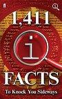 1,411 QI Facts to Knock You Sideways - John Lloyd, Mitchinson, John