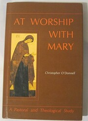 At Worship With Mary: A Pastoral and…