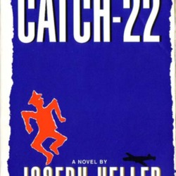 "a comparison of catch 22 by joseph heller and the atonement by ian mcewan Despite mixed reviews on publication in 1961, ""catch-22"" was soon adopted by   that was the year heller published his second novel, ""something  such a  pat comparison to sloan wilson, the author of ""the man in the."