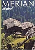 Merian 1973 26/09 - Südtirol by Merian