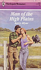 Man of the High Plains by Kerry Allyne