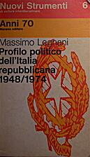 Profilo politico dell'Italia…