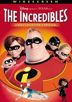 The Incredibles [2004 animated film] by Brad…