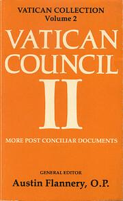 Vatican Council II: More Postconciliar…