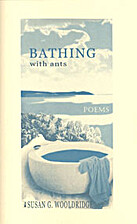 Bathing With Ants: Poems by Susan G.…