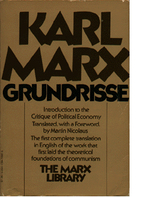 Grundrisse: Foundations of the Critique of…