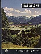 Das Allgäu by Otto Siegner