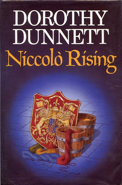 Niccolo Rising cover