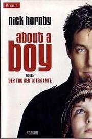 about a boy – tekijä: nick hornby