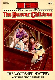 The Woodshed Mystery (The Boxcar Children,…