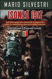 Isonzo 1917 de Mario Silvestri