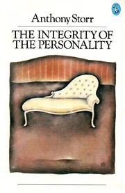 The Integrity of the Personality de Anthony…