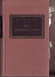 Confessions (Oxford World's Classics)…