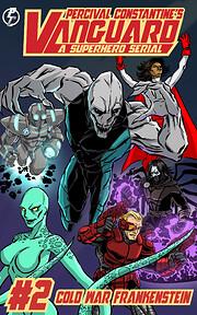 Vanguard #2: Cold War Frankenstein: A…