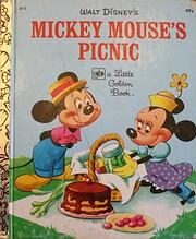 Mickey Mouse's Picnic af Jane Werner
