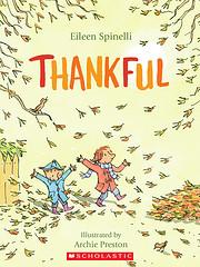 Thankful de Eileen Spinelli