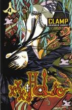 xXxHoLic, Volume 4 by CLAMP
