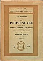 La provençale by Jean-François de Regnard