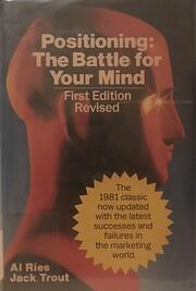 Positioning: The Battle for Your Mind de Al…