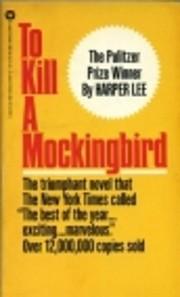 To Kill a Mockingbird por Harper Lee