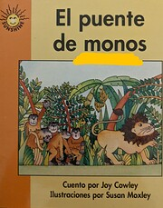 El Puente de Monos by Joy Cowley. The Wright…