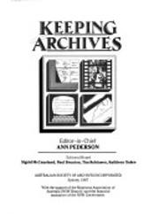 Keeping archives de Ann E. Pederson