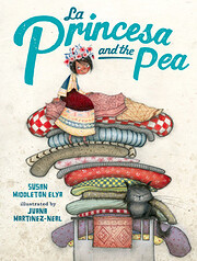 La Princesa and the Pea de Susan Middleton…