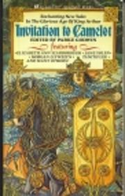 Invitation to Camelot por Parke Godwin
