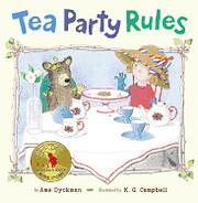 Tea Party Rules por Ame Dyckman