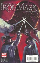 Marvel Illustrated: The Man in the Iron Mask…