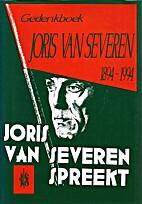 Joris Van Severen spreekt by (ed.) Maurits…
