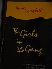 The Girls in the Gang: A Report from New…