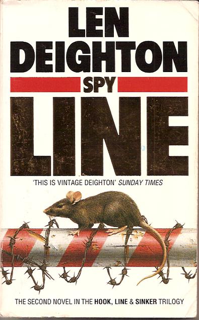 Spy Line cover