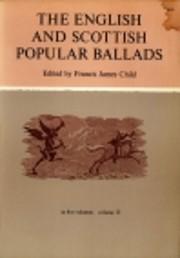 English and Scottish Popular Ballads: v. 2…